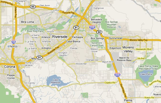 Riverside County Movers