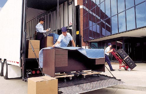 Commercial/Office Moving